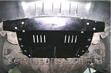 Защита двигателя Hyundai Tucson 2004- (Хундай Туксон), фото 3