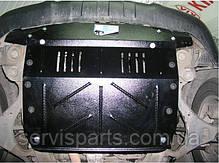 Защита двигателя Hyundai Tucson 2004- (Хундай Туксон), фото 2