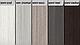 """Двері засклені міжкімнатні новий стиль Італьяно """"Віченца C1 BLK,BR,GRF"""" 60-90 см перли срібний, фото 7"""