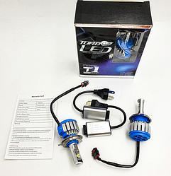 Мощные светодиодные лампы T1 H4