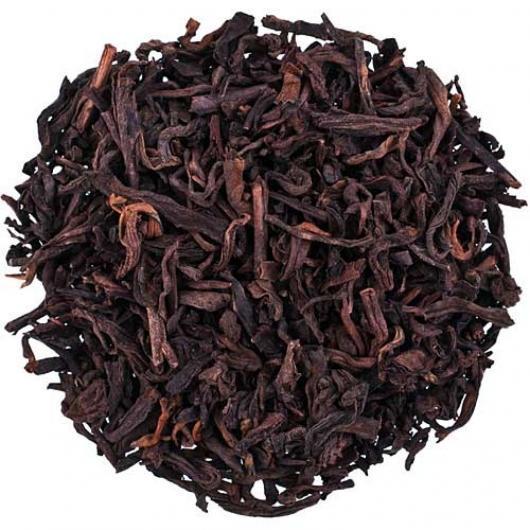 Чай Черный Китайский пуер Философия Китая крупно листовой Tea Star 50 гр Китай