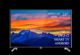 """Современный  Телевизор   THOMSON 24""""  Smart-TV FullHD T2 USB Гарантия 1 ГОД!"""