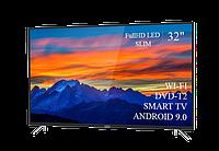 """Сучасний Телевізор THOMSON 32"""" Smart-TV FullHD T2 USB Гарантія 1 РІК! Android 9.0, фото 1"""