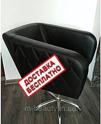 Кресло для клиента парикмахера Angelica