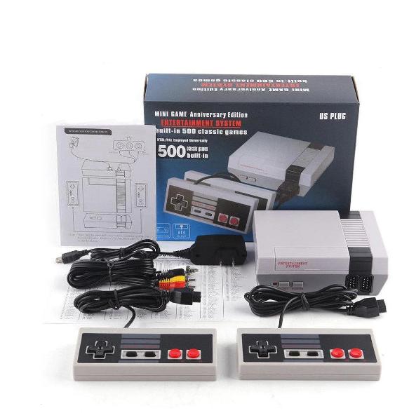 Приставка Retro Mini Game 500 игр