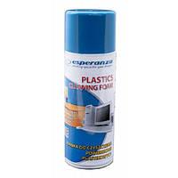Пена для чистки пластика ESPERANZA ES104 (400 мл)