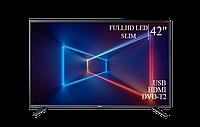 """Сучасний Телевізор Sharp 42"""" FullHD T2 USB Гарантія 1 РІК!, фото 1"""