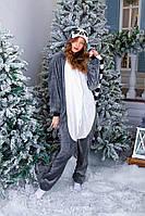 Кигуруми Лемур пижама женская детская, фото 1