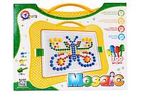 Мозаика для детей Технок(300 фишек), Украина, фото 1