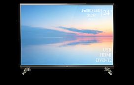 """Сучасний Телевізор TCL 24"""" FullHD DVB-T2 USB Гарантія 1 РІК!"""