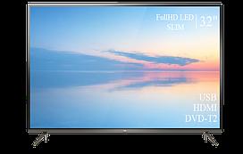 """Сучасний Телевізор TCL 32"""" FullHD DVB-T2 USB Гарантія 1 РІК!"""