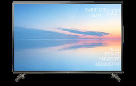 """Сучасний Телевізор TCL 32"""" Smart-TV FullHD T2 USB Гарантія 1 РІК!"""