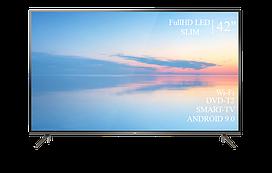 """Сучасний Телевізор TCL 42"""" Smart-TV FullHD T2 USB Гарантія 1 РІК!"""
