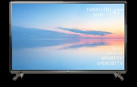 """Сучасний Телевізор TCL 50"""" Smart-TV ULTRA HD T2 USB Гарантія 1 РІК!"""