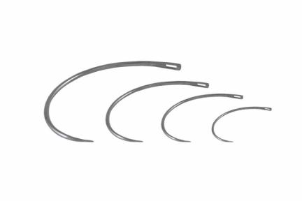 Игла 4А1 хирургическая колющая 12шт 1,2х60мм