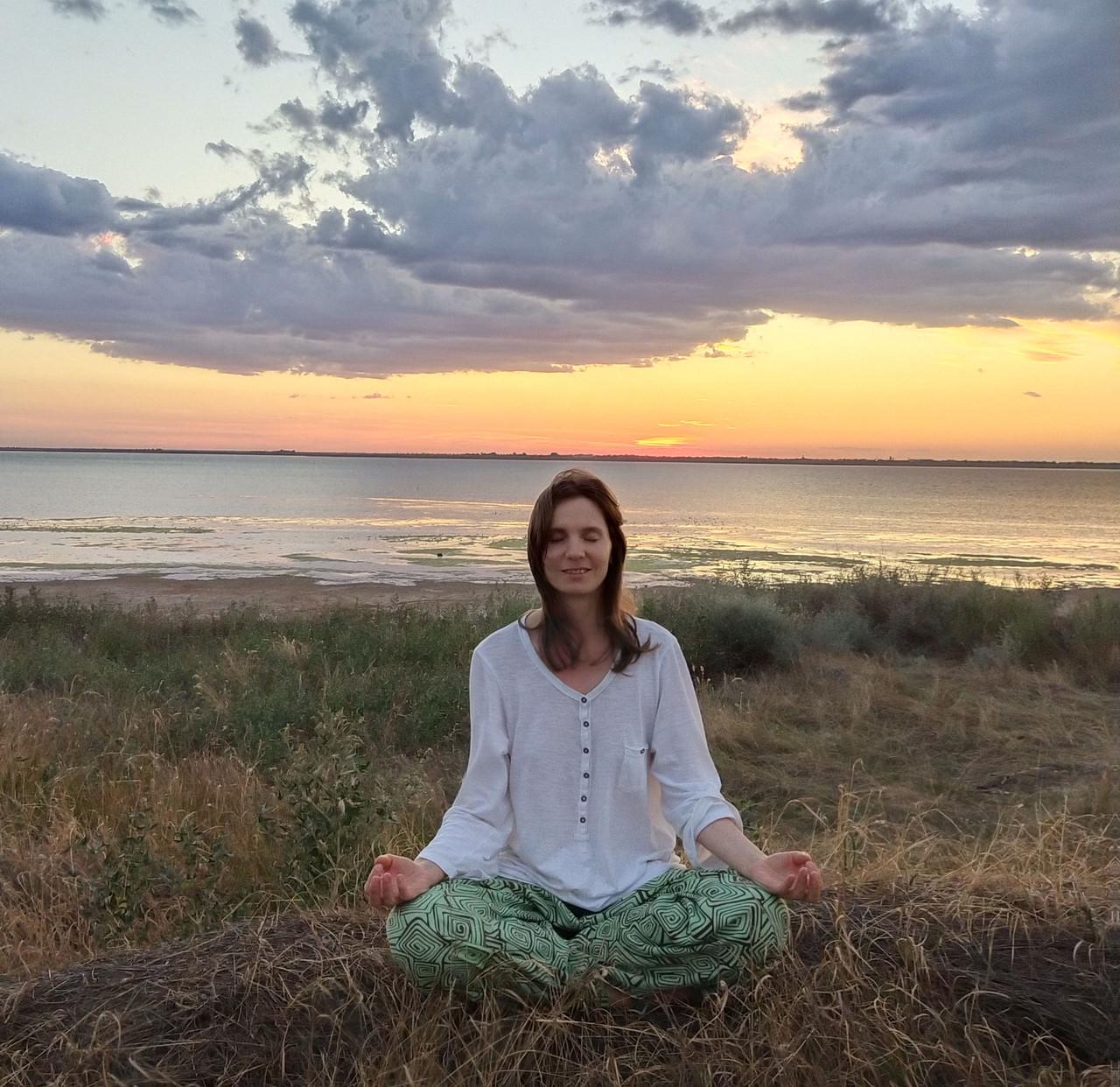 """""""Творча Візуалізація"""" індивідуальний курс медитації Online"""
