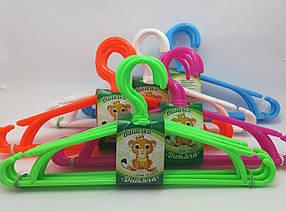 Вішалка дитяча «Кільце» , комплект 5 шт, 5 кольорів, EWDk