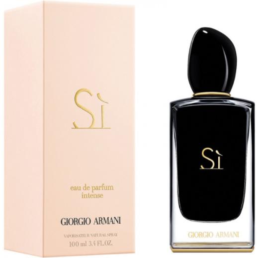 Женская парфюмированная вода Giorgio Armani Si Intense, 100 мл