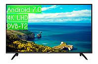 """Сучасний Телевізор Ergo 52"""" SmartTV (Android 7.0) + UHD 4K ГАРАНТІЯ!, фото 1"""