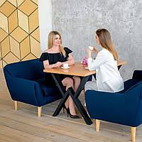 """Комплект м'яких меблів для ресторану """"Scandy"""", фото 1"""