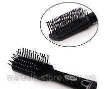 Расческа для укладки массажная прямая Salon Professional 9813BZ