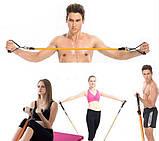 Универсальный эспандер для мышц ног, рук и груди, фото 5