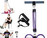 Универсальный эспандер для мышц ног, рук и груди, фото 8
