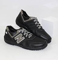 Подростковые ботинки D3 черный