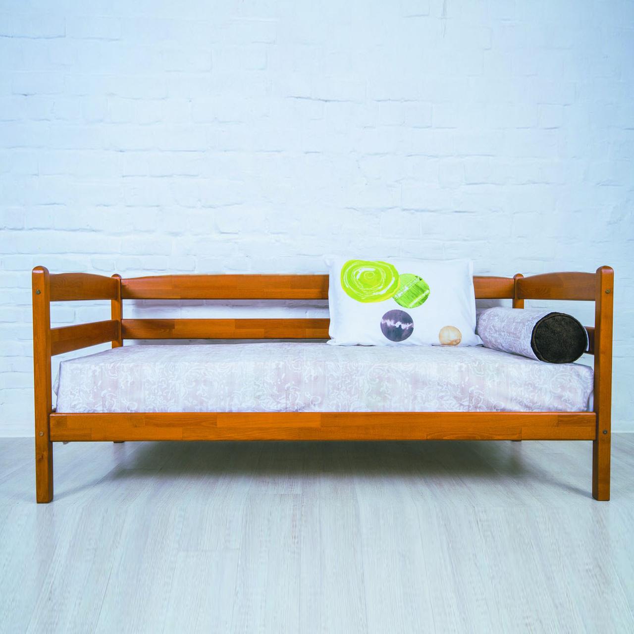 Кровать детская деревянная Марио