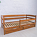Кровать детская деревянная Марио, фото 3