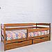 Кровать детская деревянная Марио, фото 5