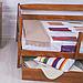 Кровать детская деревянная Марио, фото 4
