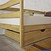 Кровать детская деревянная Марио, фото 7