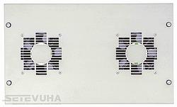 Блок вентиляторов IPCOM 2 вентилятора (БВ-2)