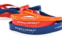 Набір еспандер-петель Onhillsport POWER BANDS 2080x13/22/29x4,5 навантаження 3-38 кг 3 шт. (LP-0001-3)