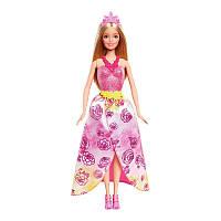 Кукла Барби Принцесса Barbie серии Сочетай и смешивай блондинка CFF25