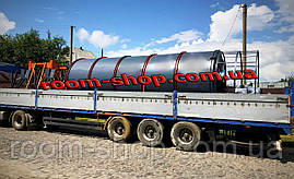Силос (бункер накопитель) для цемента, зерна, кормов и.т.д. СЦ-22 тонн, фото 3