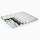 Тонкий матрас-топпер GS Dream 70х190 см, фото 2