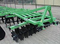 Борона Bomet дисковая навесная польская 1,35 - 3,10 метра