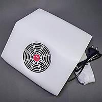 Вытяжка для маникюра/наращивания Absorb Dust Machine 26Х11Х28 Белая