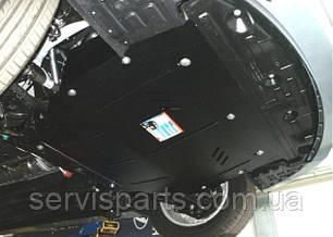 Защита двигателя Kia Optima 2011- (Киа Оптима), фото 2