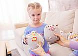 Комплект Мягких игрушек коты Pusheen cat из пяти штук (n-754), фото 6
