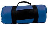Плед флисовый с ручкой 180*120 см, фото 3