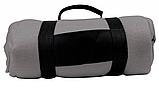 Плед флисовый с ручкой 180*120 см, фото 8