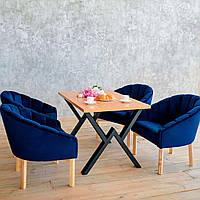 """Мягкое кресло для кафе """"Laura"""", фото 1"""