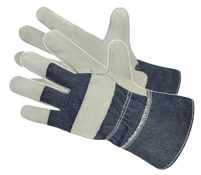 Защитные перчатки Artmas RD, белый/темно-синий