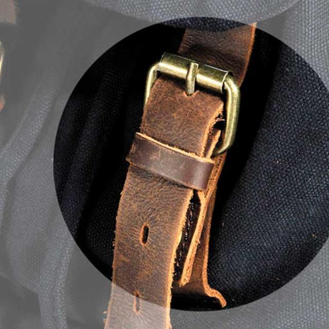 Рюкзак городской S.c.cotton черный