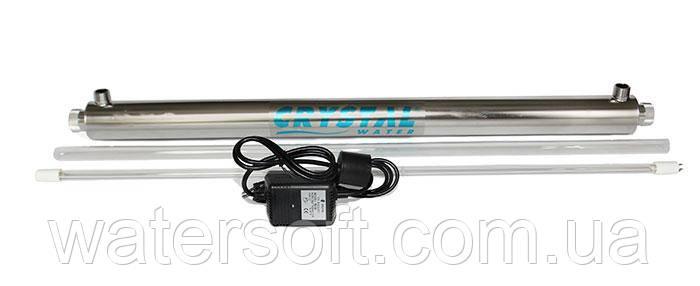 Ультрафиолетовая лампа Crystal UV-6GPM, фото 2