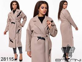Куртка, піджак, косуха з еко-шкіри, 5 кольорів, р. С=42, М=44, Л=46 563Г