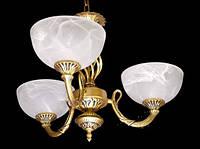 Классическая люстра в античном стиле